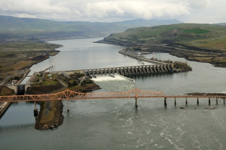 2013 comprehensive evaluation for Mcnary dam fish count
